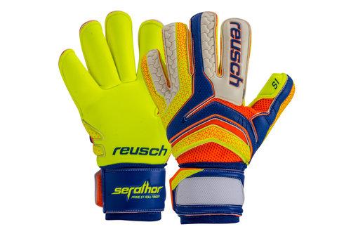 Serathor Prime S1 Roll Finger Goalkeeper Gloves