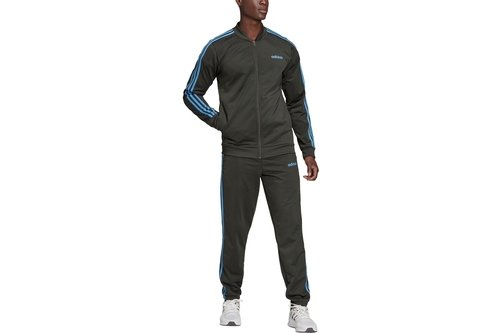 3 Stripe Polo Tracksuit Mens