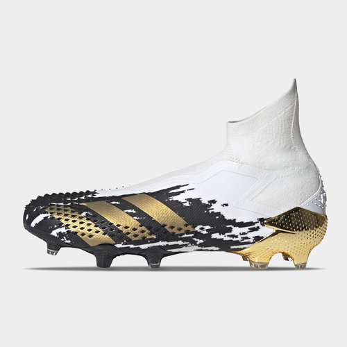 aterrizaje Menos Camello  adidas Predator 20 + FG Football Boots, £185.00