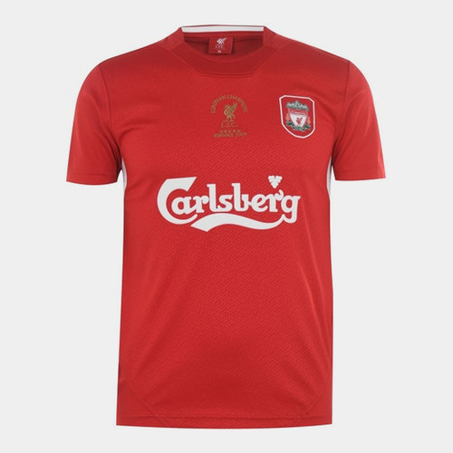 Liverpool 2005 Home Shirt Mens