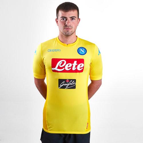 Napoli 17/18 Away S/S Players Match Football Shirt