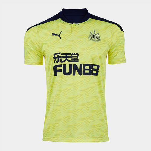 Newcastle United Away Shirt 20/21 Mens