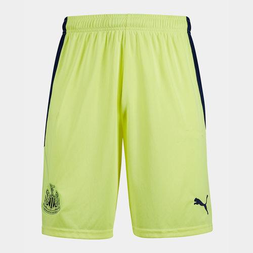 Newcastle United Away Shorts 20/21 Kids