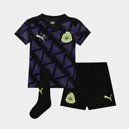 Newcastle United Third Baby Kit 20/21