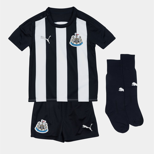 Newcastle United Home Baby Kit 20/21