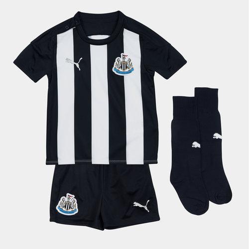 Newcastle United Home Mini Kit 20/21