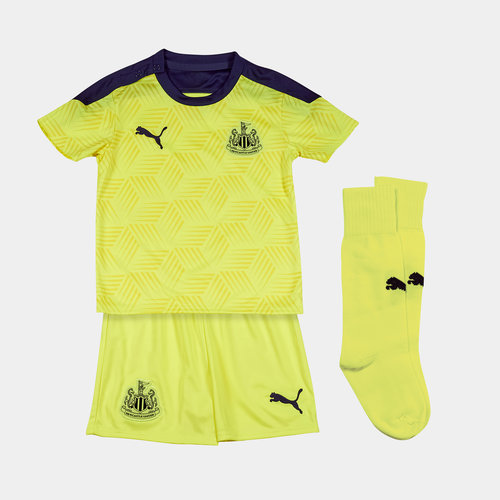 Newcastle United Away Mini Kit 20/21