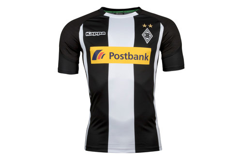Borussia Monchengladbach 17/18 Away S/S Replica Football Shirt