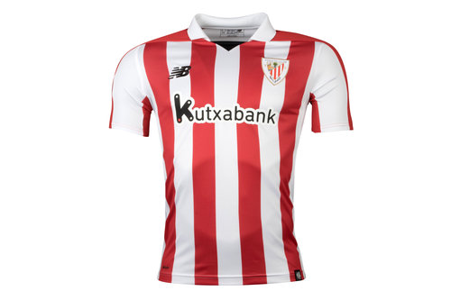 Athletic Bilbao 17/18 Home S/S Replica Football Shirt