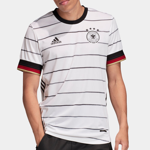 Germany 2020 Home Authentic S/S Football Shirt