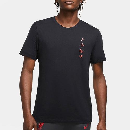 Liverpool Voice T Shirt 20/21 Mens
