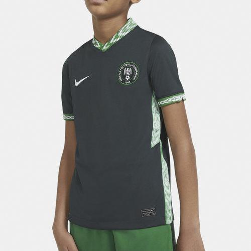 Nigeria Vapor Away Shirt 2020 Junior