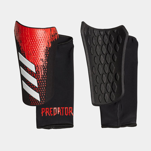 Predator Compression Football Shin Guards