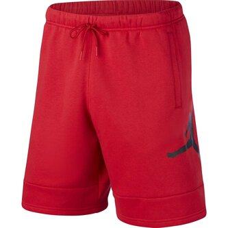 Jordan Fleece Shorts Mens