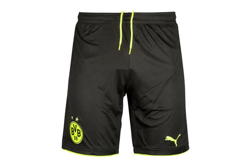 Borussia Dortmund 17/18 Home Football Shorts