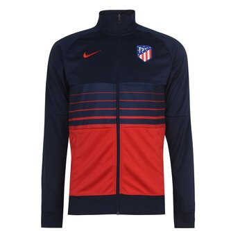 Atletico Madrid Track Jacket Mens