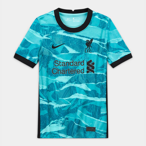 Liverpool Away Shirt 20/21 Kids