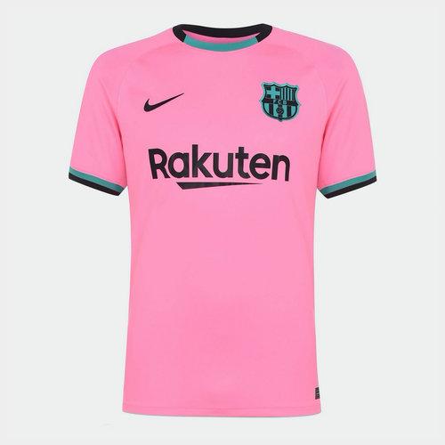 Barcelona Third Shirt 20/21 Mens