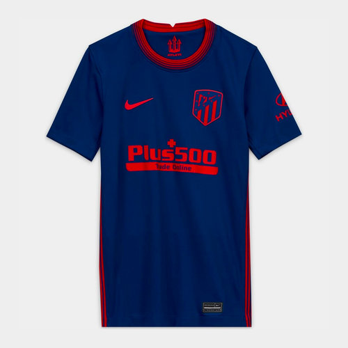 Atletico Madrid Away Shirt 20/21 Kids