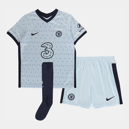 Chelsea Away Mini Kit 20/21