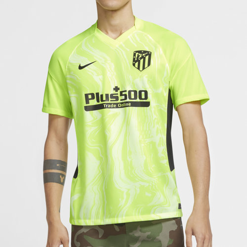 Atletico Madrid Third Shirt 20/21 Mens