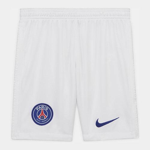 Paris Saint Germain Away Shorts 20/21 Kids