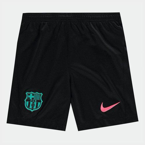 Barcelona Third Shorts 20/21 Kids