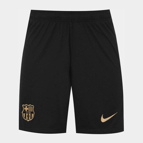 Barcelona Away Shorts 20/21 Mens