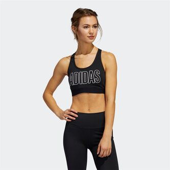 Alphaskin Logo Sports Bra Ladies