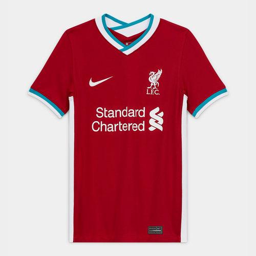Liverpool Home Shirt 20/21 Kids