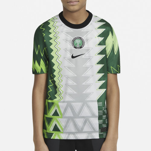 Nigeria Home Shirt 2020 Junior