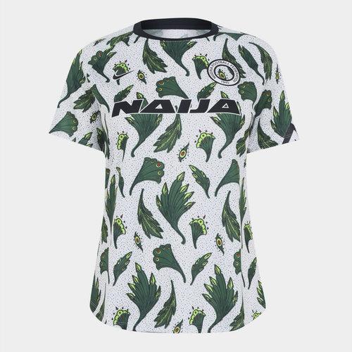 Nigeria Pre Match Shirt 2020 Ladies