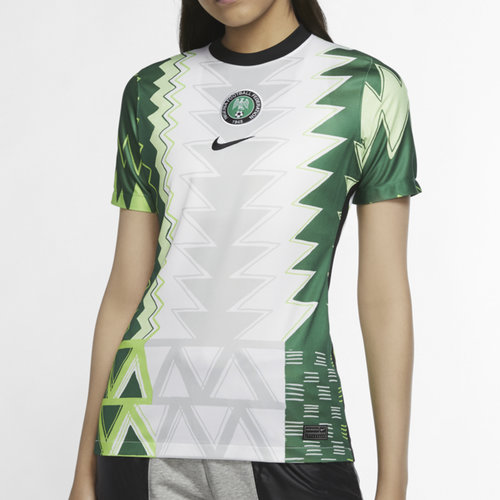 Nigeria Home Shirt 2020 Ladies