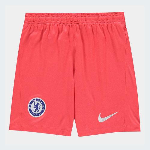 Chelsea Third Shorts 20/21 Kids