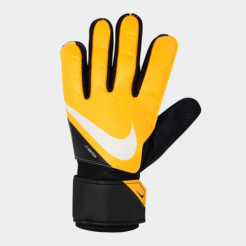 Goalkeeper Match Big Kids Soccer Gloves