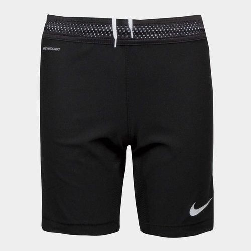 Aeroswift Strike Kids Football Shorts