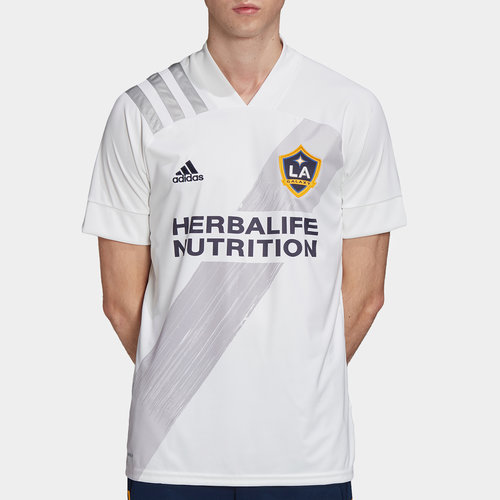 LA Galaxy 2020 Home S/S Football Shirt