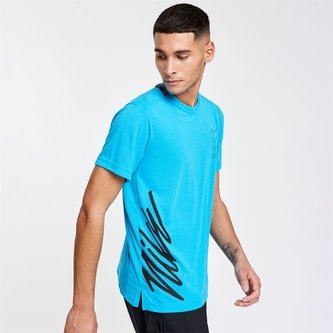 Mens Short Sleeve Training Top