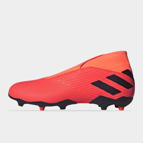 Nemeziz 19.3 Laceless Mens FG Football Boots