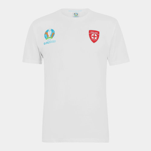 Euro 2020 England Core T-Shirt Mens