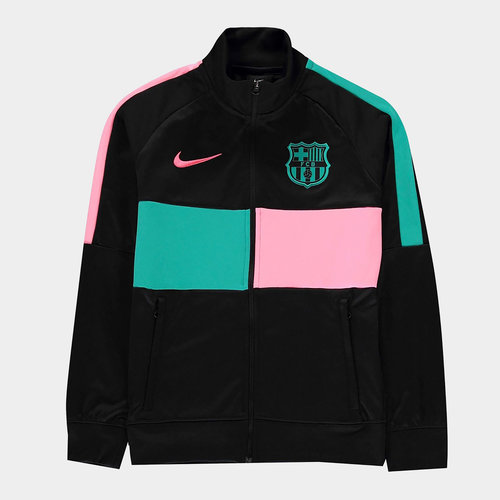 Barcelona European Anthem Jacket 20/21 Kids