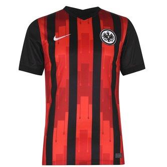 Eintracht Frankfurt Home Shirt 2020 2021