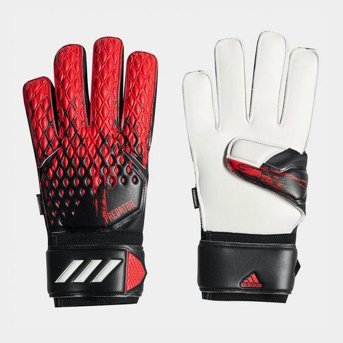 Predator Fingersave Goalkeeper Gloves Mens