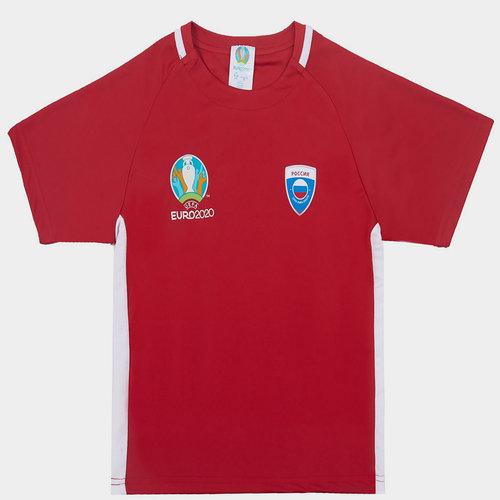 Euro 2020 Russia Poly Top Juniors