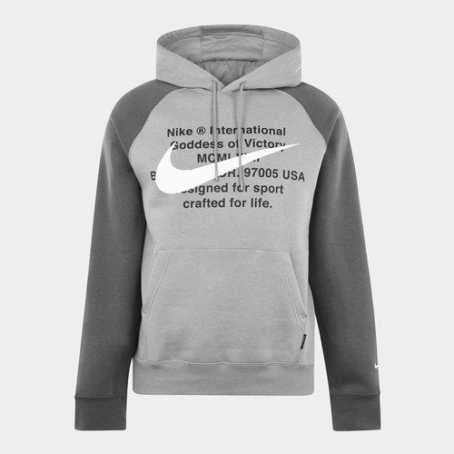 Sportswear Swoosh Mens Pullover Hoodie