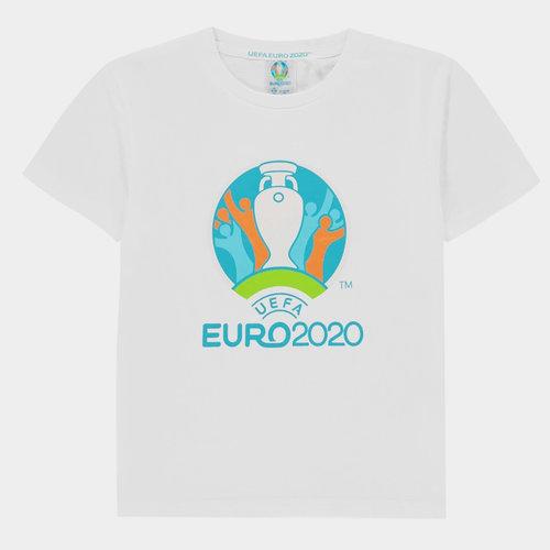 Euro 2020 Stadium Tee Juniors