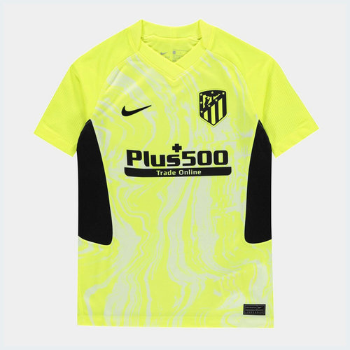 Atletico Madrid Third Shirt 20/21 Kids