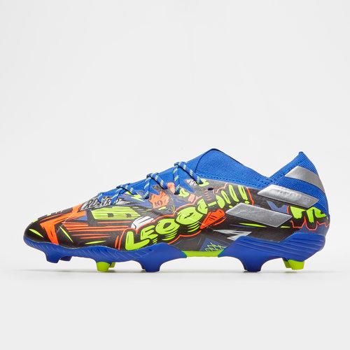 Nemeziz Messi 19.1 Junior FG Football Boots