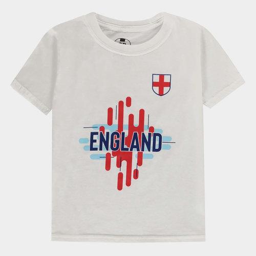 England Logo T Shirt Infants