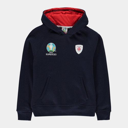 Euro 2020 England Core Hoodie Juniors